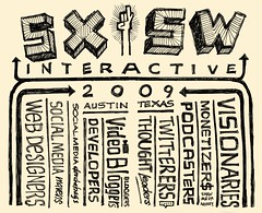 SXSWi 2009: Sketchnotes 01-02 | by Mike Rohde