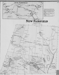 Town of New Fairfield, Fairfield Co., Conn. (Petersen Collection) | by uconnlibrariesmagic