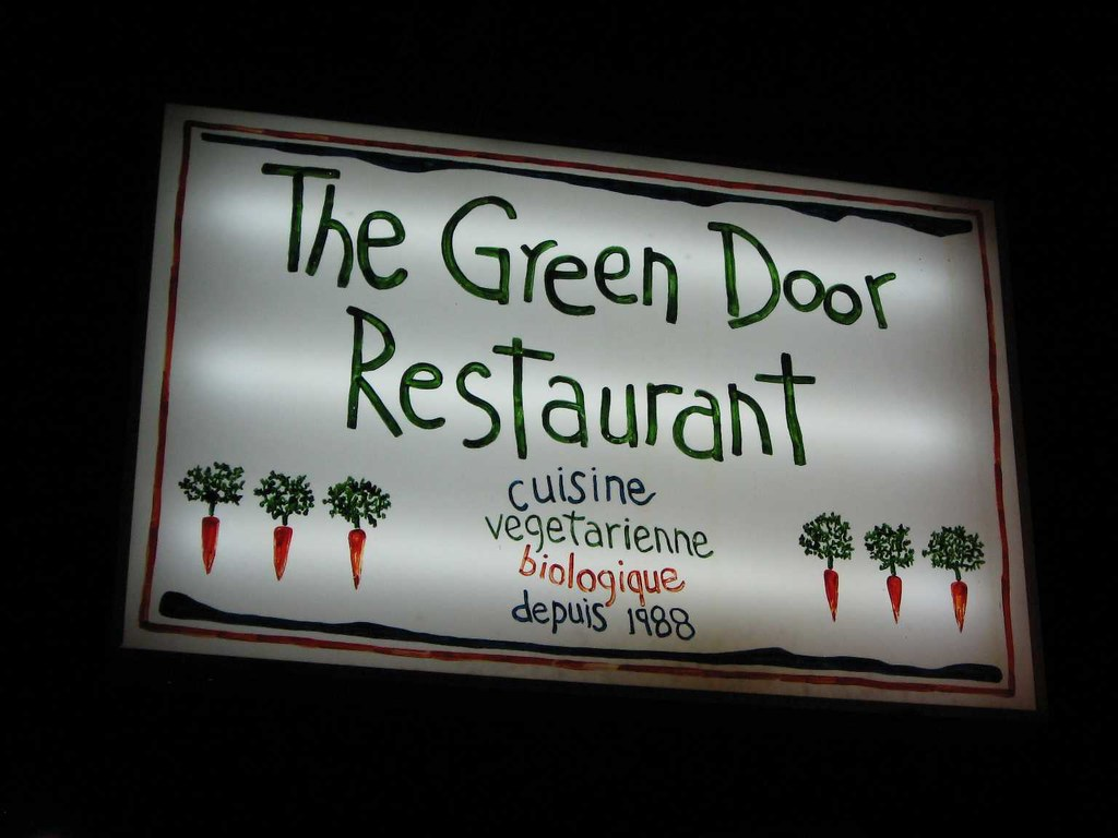 Organic Restaurant Ottawa