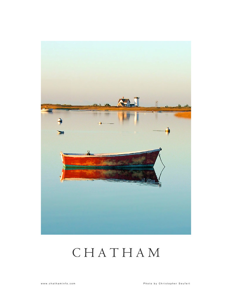 Official 2011 Chatham Cape Cod Poster Available Now At