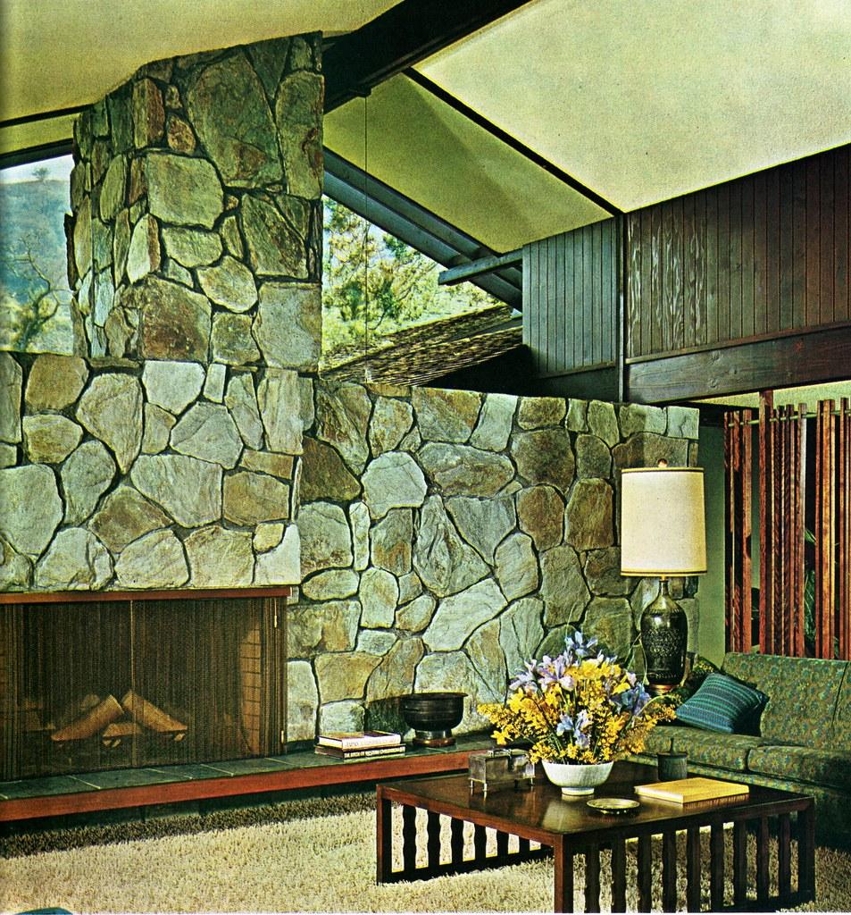 Mid-century Modern Living Room | For all my Mid-century Mode\u2026 | Flickr