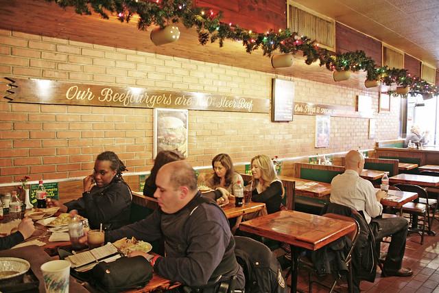 Cafes Upper West Side New York City