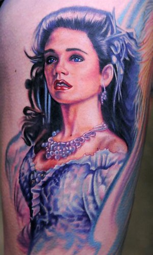 Labyrinth Tattoo | Tattoo by Nikko Hurtado. Sarah from the ... Labyrinth Movie Quotes Tattoos