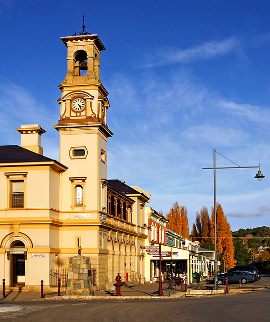 Beechworth Australia  city images : Beechworth Post Office, Victoria, Australia IMG 9922 Beechworth ...