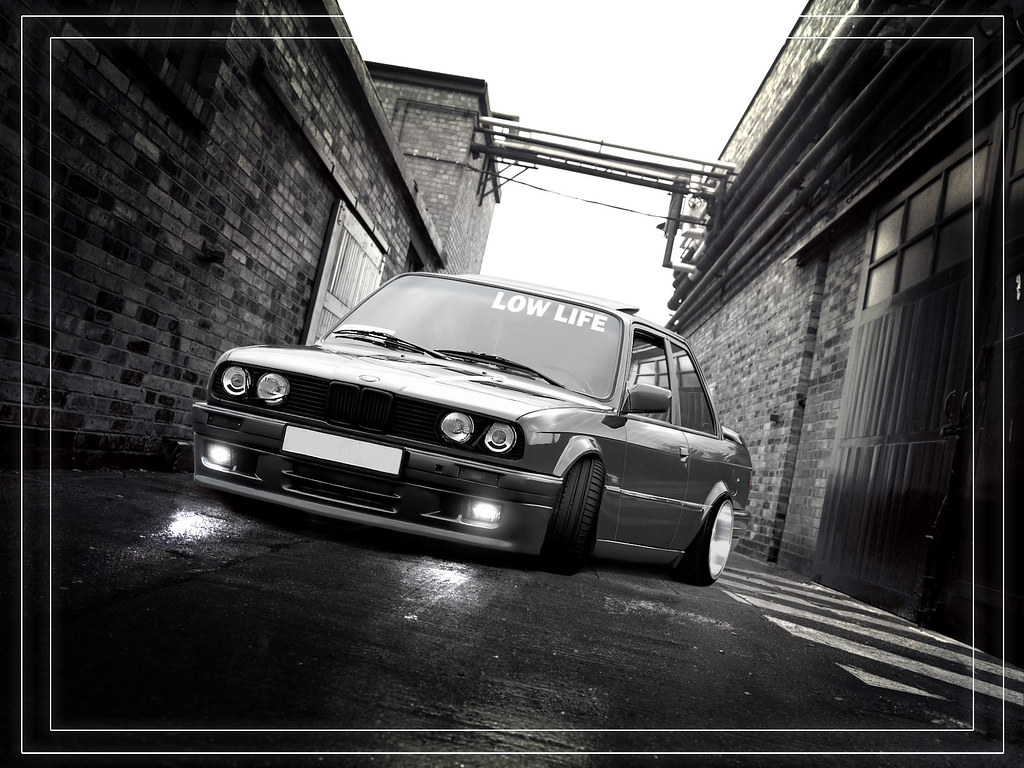 BMW E30 Low Edition [virtual tuning] | more: www ...