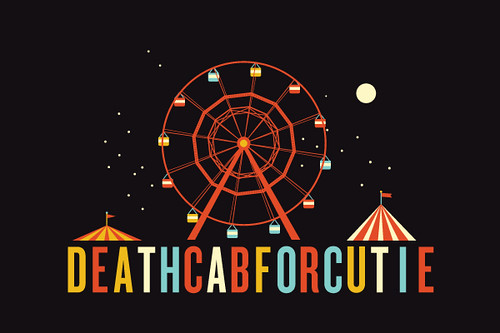death cab for cutie ferris wheel contacted by death