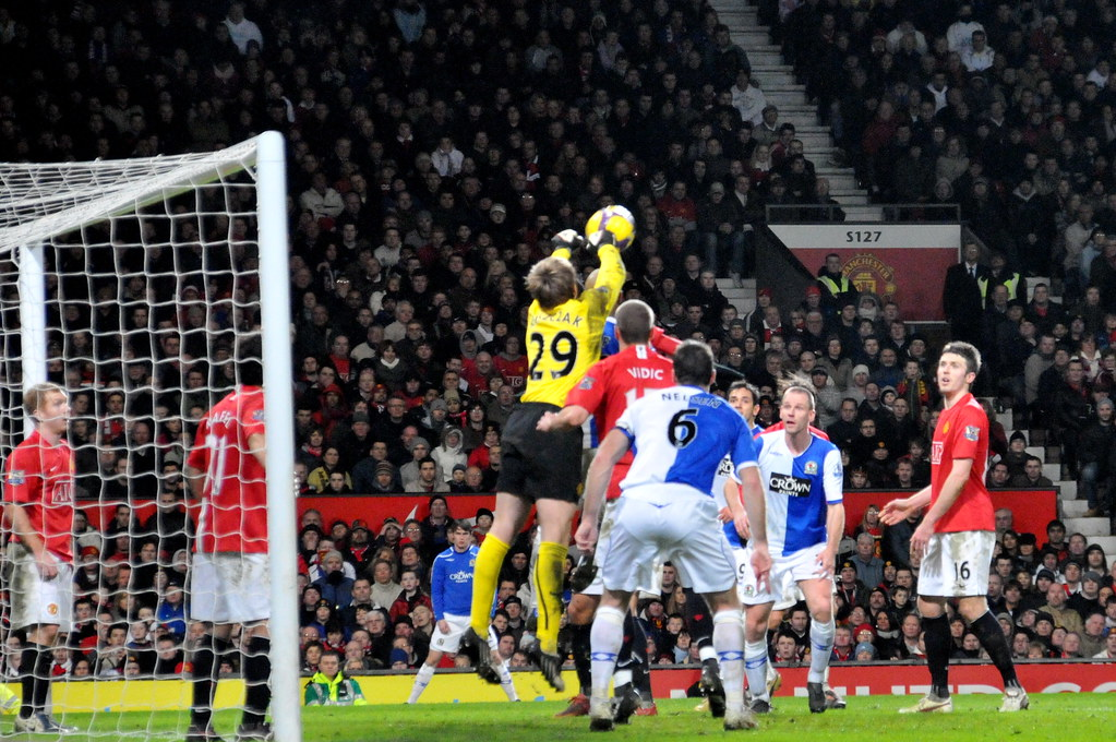 Manchester United Goal Keeper
