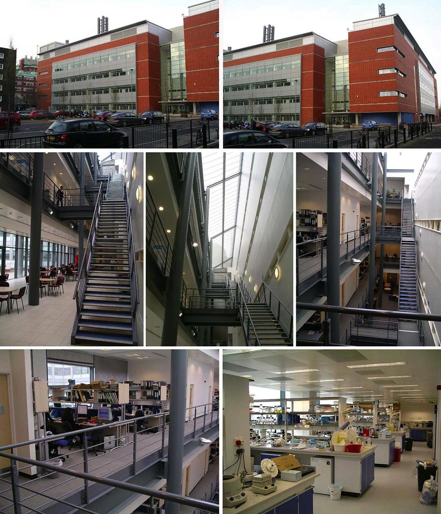 Michael Smith Building University Of Manchester Named