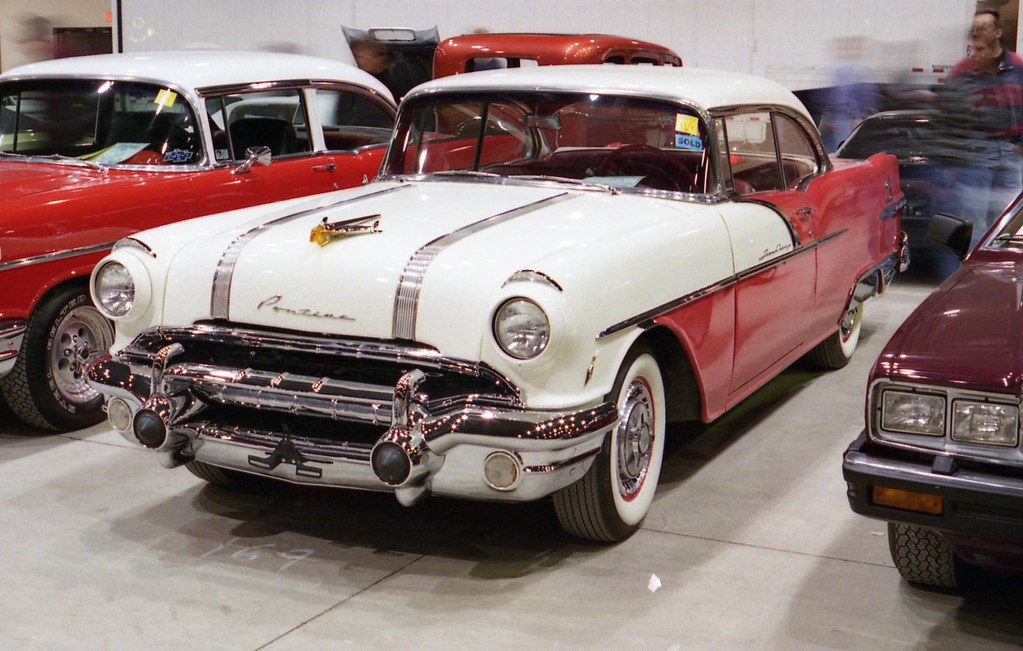 1956 pontiac star chief 2 door hardtop richard for 1956 pontiac 4 door hardtop