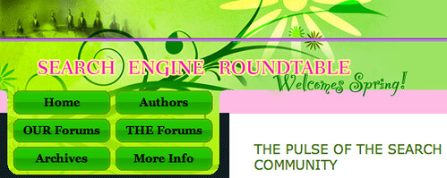 Spring 2009 at Search Engine Roundtable | by rustybrick