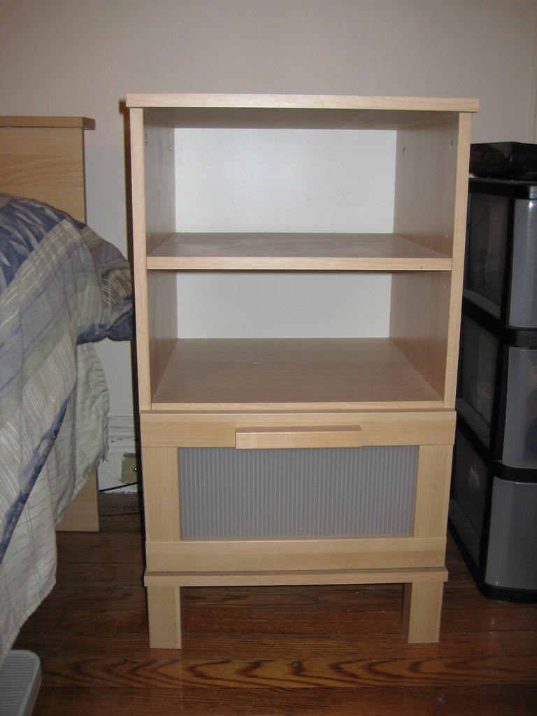 """IKEA Aneboda Nightstand """"Like new"""" condition only 2 yrs …"""