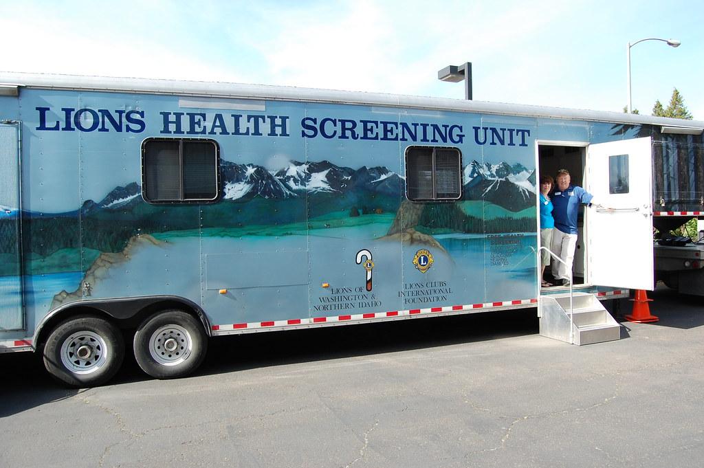 Lions Health Screening Unit | The Lions Health Screening ...