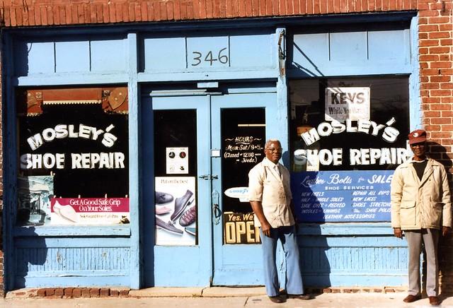 Shoe Repair Atlanta Midtown