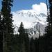 Last look at Mt Rainier