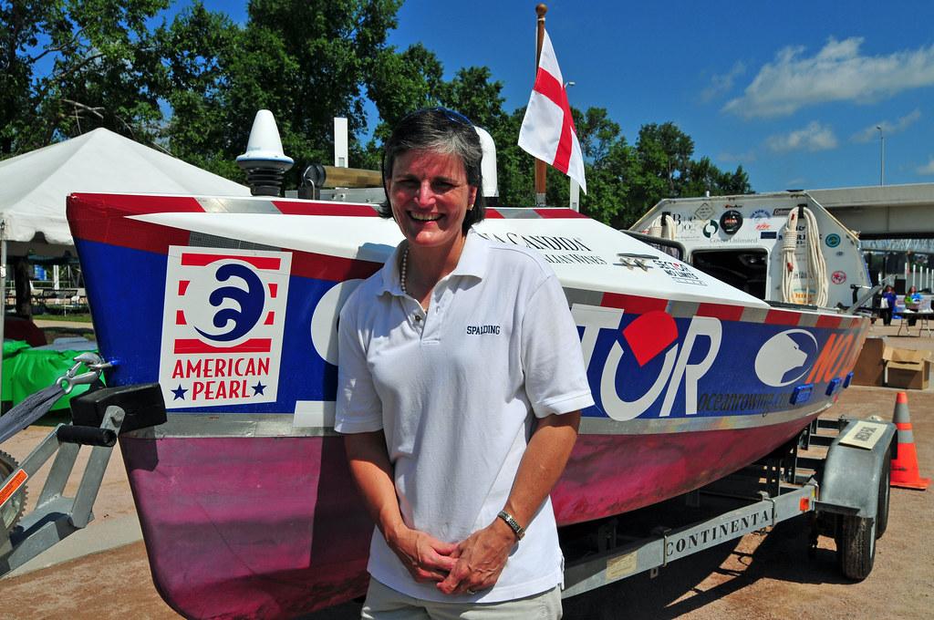 2009 06 20 Tori Murden Mcclure Author Sailor Lawyer Ed border=