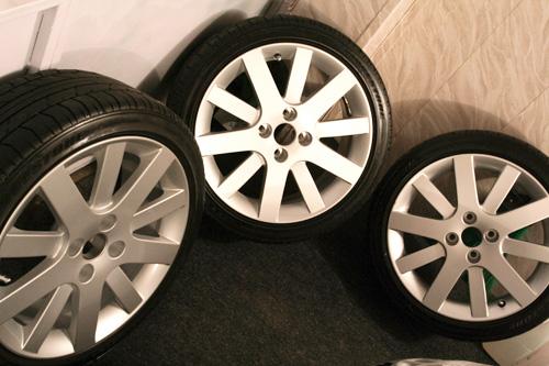 Peugeot 207 Wheels Olya Batishcheva Flickr