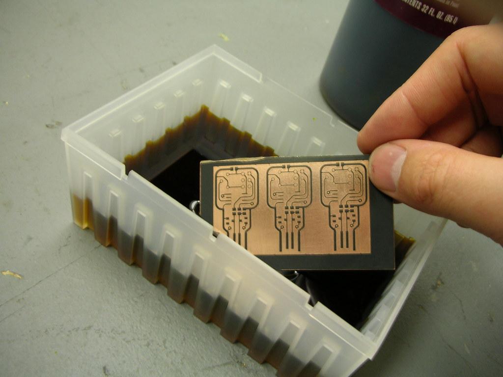 capslocker 2  chemical etching