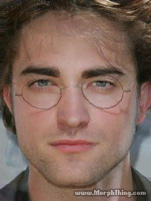 Robert-Pattinson--Harr... Robert Pattinson