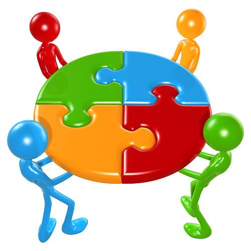 Working Together Team Building