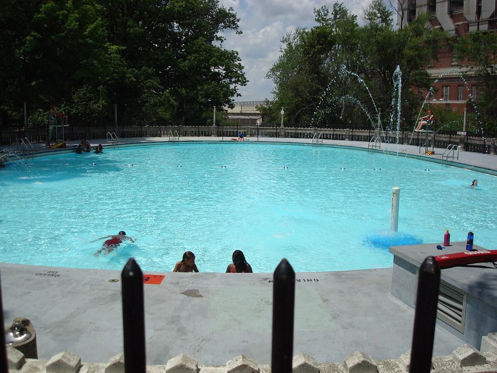 Moores Park Swimming Pool Lansing MIchigan Flickr