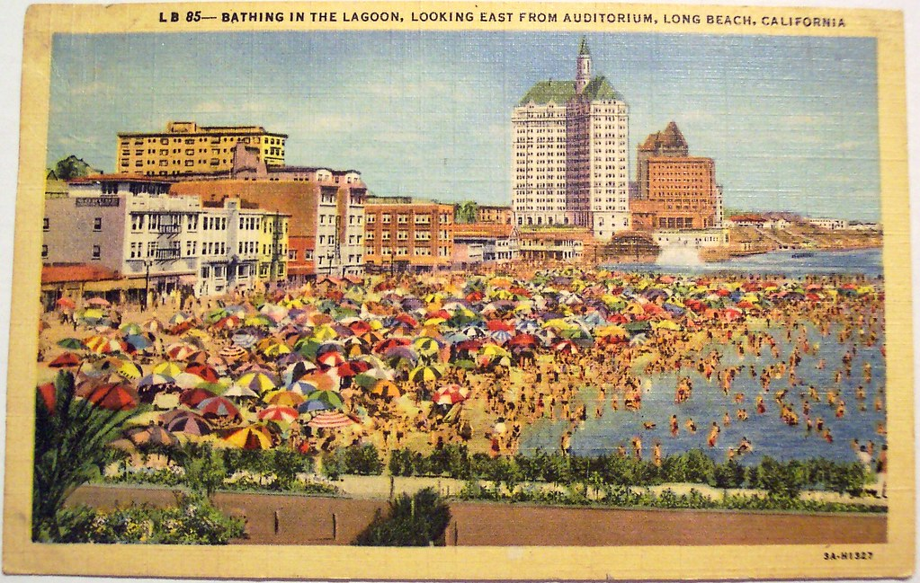Park  Apartments Long Beach
