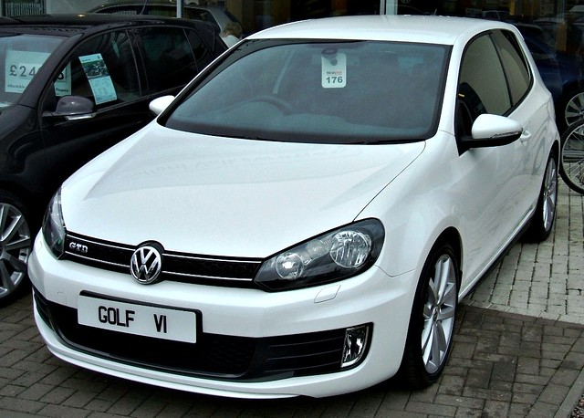 vw golf vi 6 2 litre gtd 170ps 2009 stafford vw 18 06 09. Black Bedroom Furniture Sets. Home Design Ideas