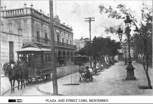 Antiguo Palacio Municipal De Monterrey Primer Palacio De