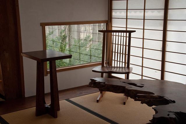 Nakashima Furniture New Hope Pa