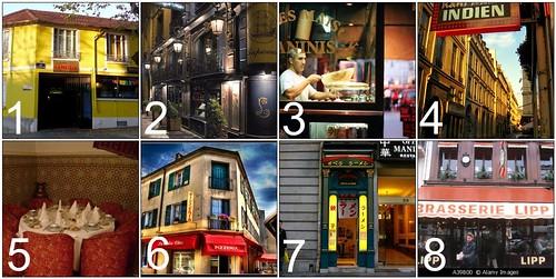 differents types de restaurants 1 aye caramba 1 2. Black Bedroom Furniture Sets. Home Design Ideas