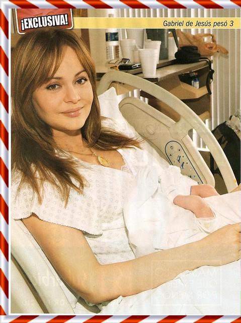 Gabriela spanic fotos embarazada 2