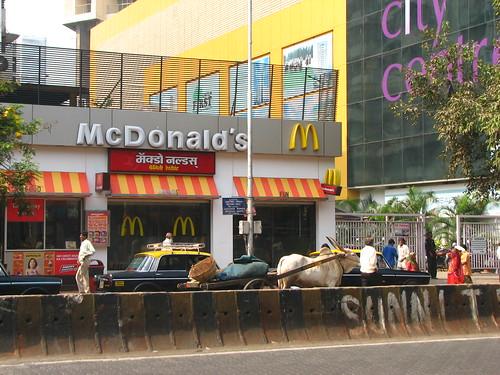 McDonald in Mumbai