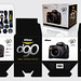 Nikon D90 Package redesign