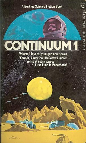 Continuum1 - Roger Elwood, editor