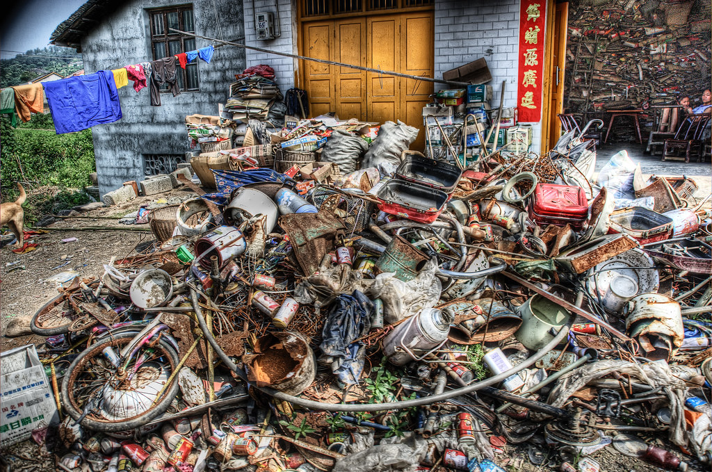recycling market china