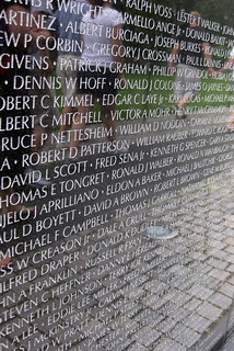 Washington DC: Vietnam Veterans Memorial Wall | by wallyg