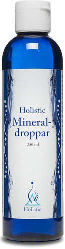 Holistic Mineraldroppar 240 ml