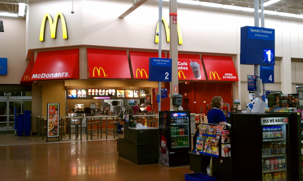 wal mart duff ave ames iowa 24 hour mcdonald 39 s flickr. Cars Review. Best American Auto & Cars Review