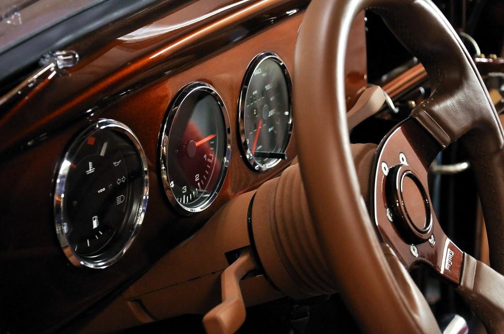 vw beetle custom interior tomg80 flickr