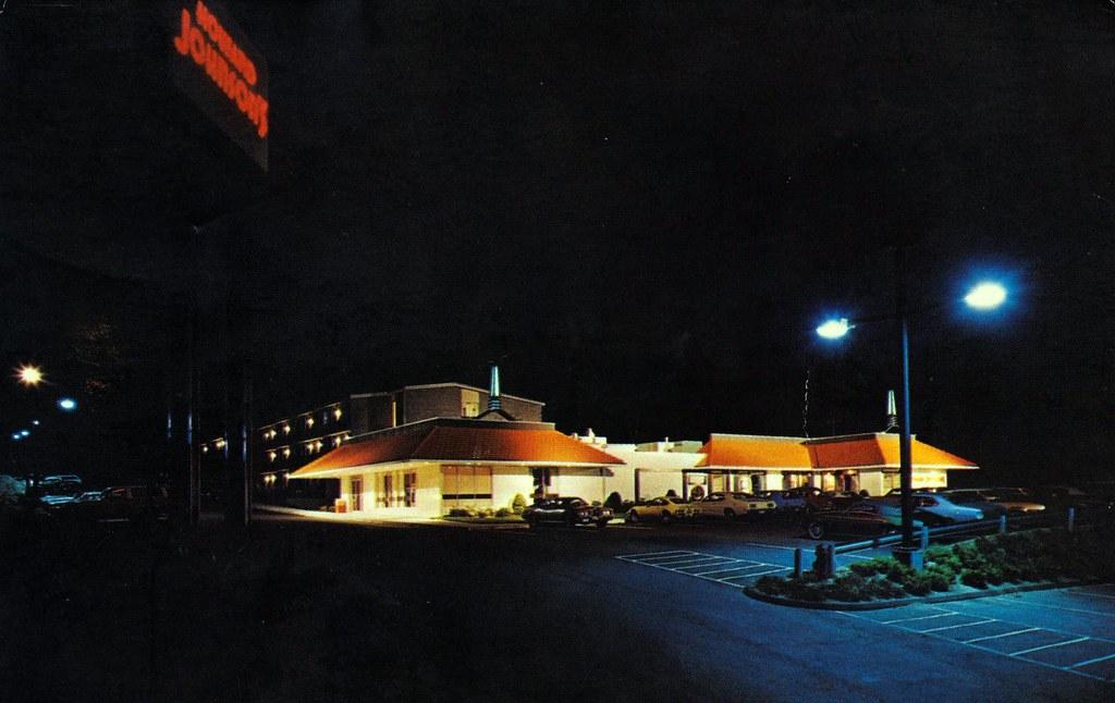 Howard Johnson 39 S Motor Lodge East Lyme Connecticut Flickr