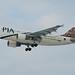 AP-BGN Pakistan International Airlines - PIA  Airbus A310-324/ET