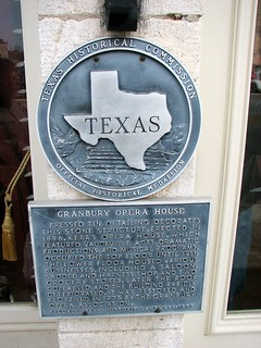 Granbury Opera House TxHM | by QuesterMark
