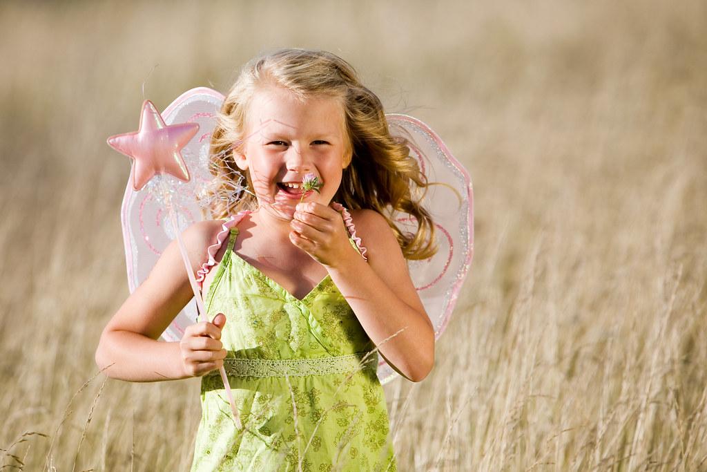 little girl butterfly wallpapers - photo #17