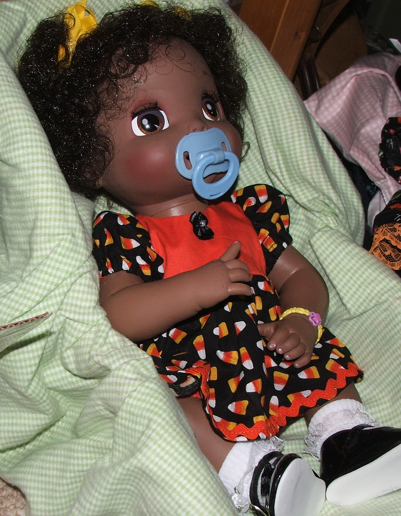 Hasbro Baby Alive Animated African American Doll 2 Flickr