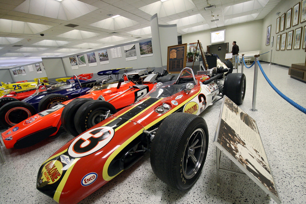 Indianapolis Motor Speedway Hall Of Fame Museum Intiaz