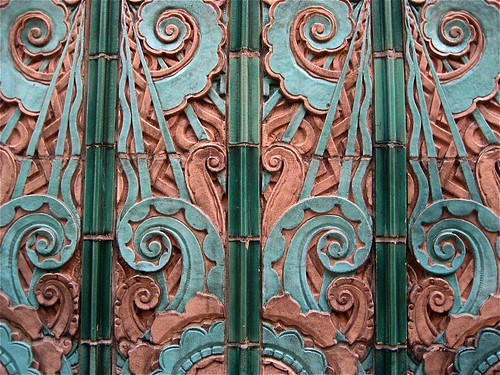 Art Deco Terra-Cotta | by chicagogeek