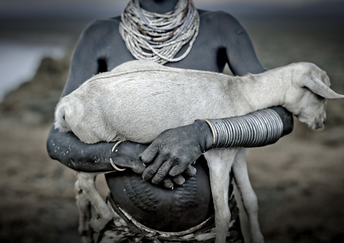 Omo valley Karo tribe Ethiopia | by Eric Lafforgue