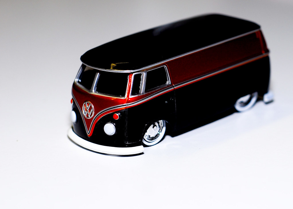 hot wheels custom lowered vw bus hot wheels custom. Black Bedroom Furniture Sets. Home Design Ideas