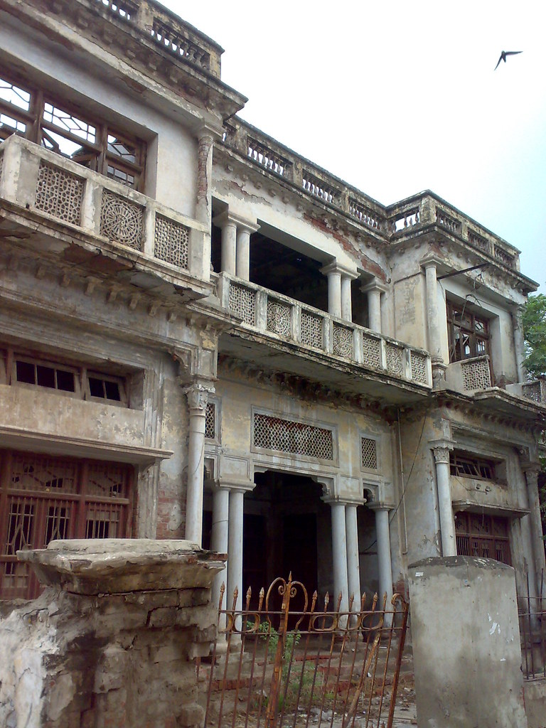 Haunted House Chauburji Park Lahore Probably Left