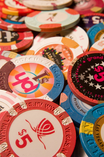 Casino chips | by DisneyKrayzie