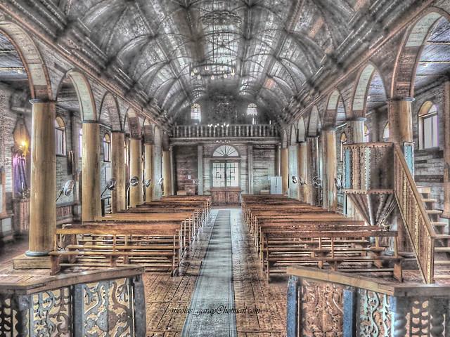 IGLESIA DE ACHAO CHILOE CHILE   Iglesia de Achao, Chiloe, Ch…   Flickr